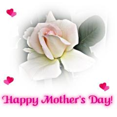 Happy mothers day rose cards happy mothers day greeting card m4hsunfo