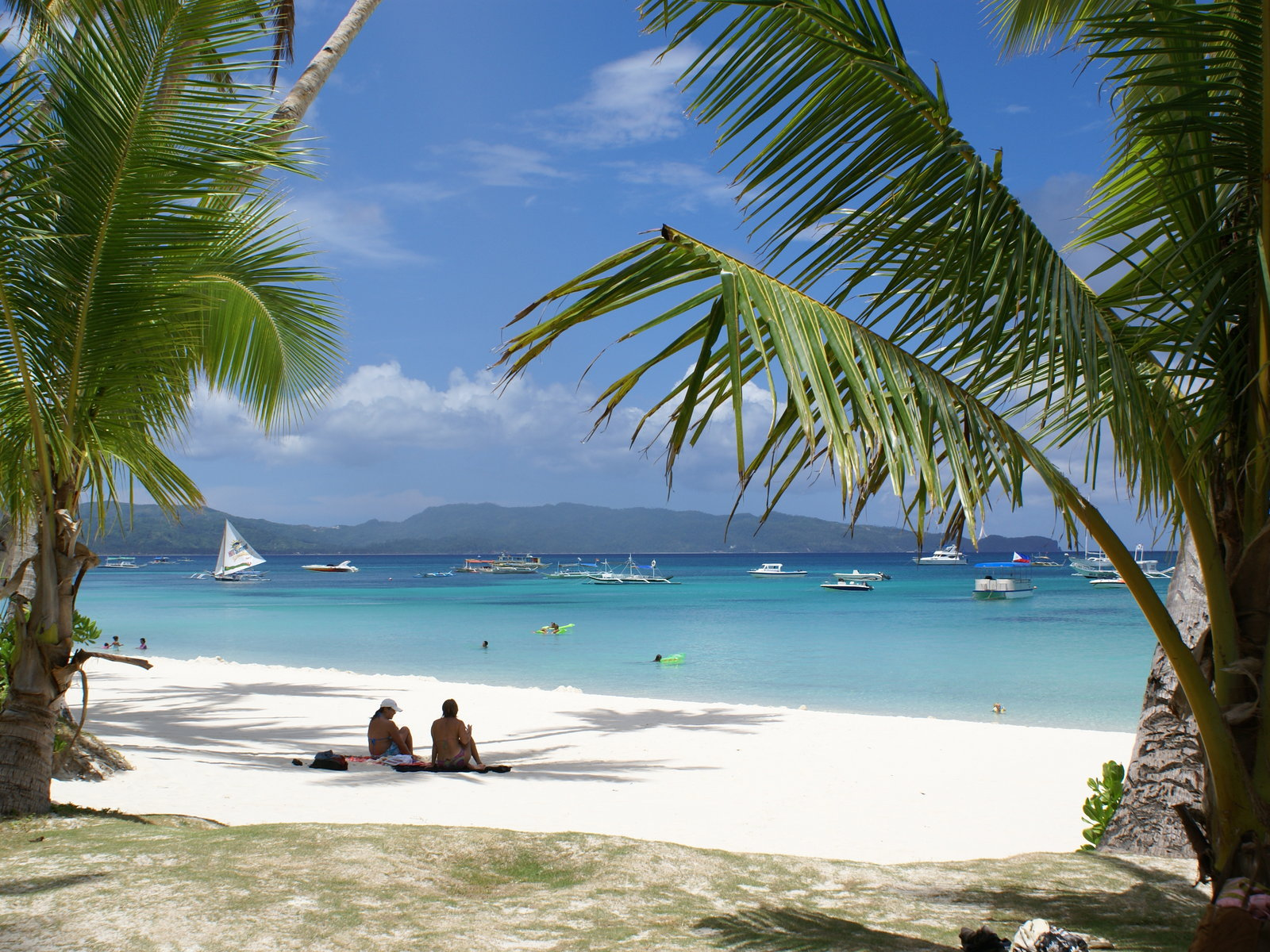 Boracay s most beautif...