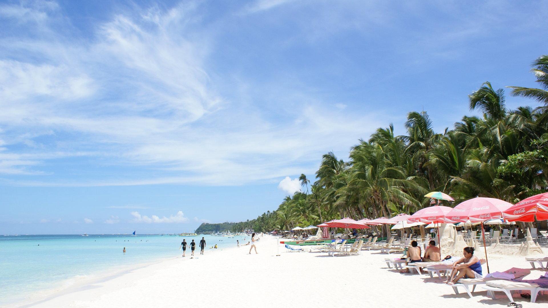 boracay beach hq wide - photo #2