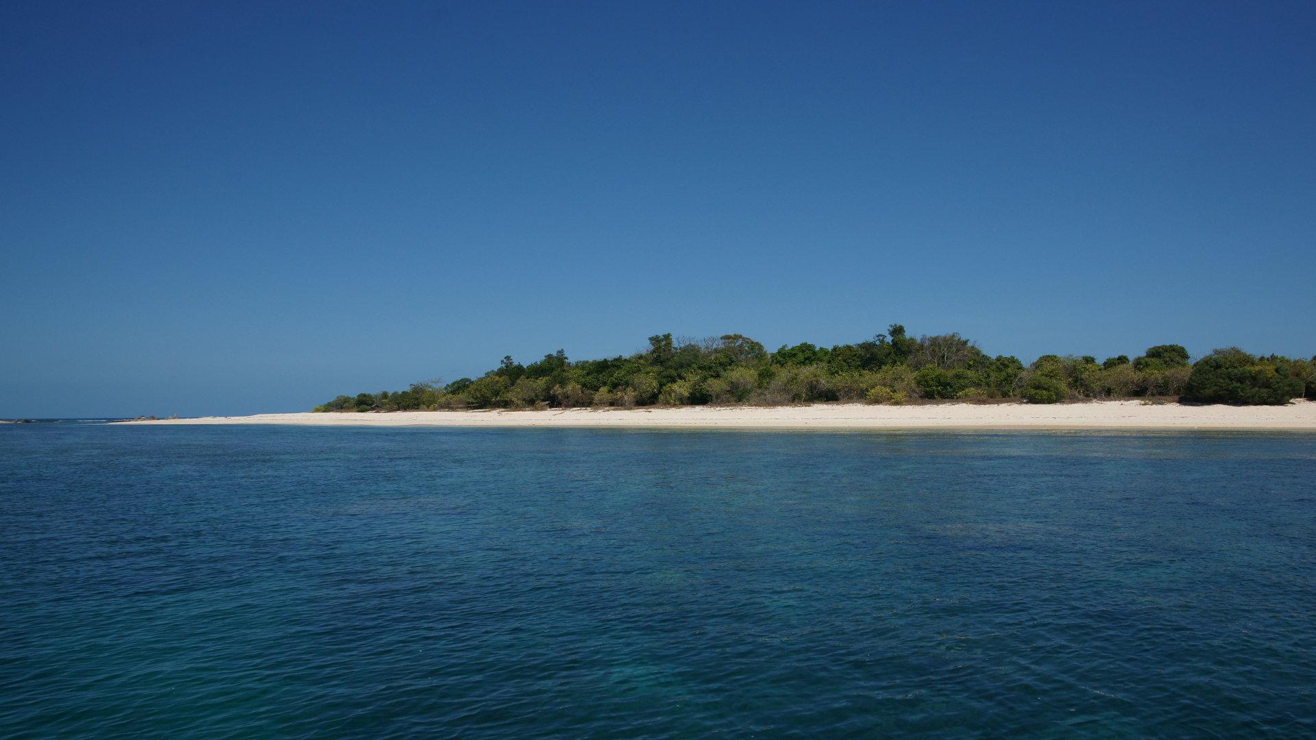 Beach Island: Tropical Island Beach 1080p
