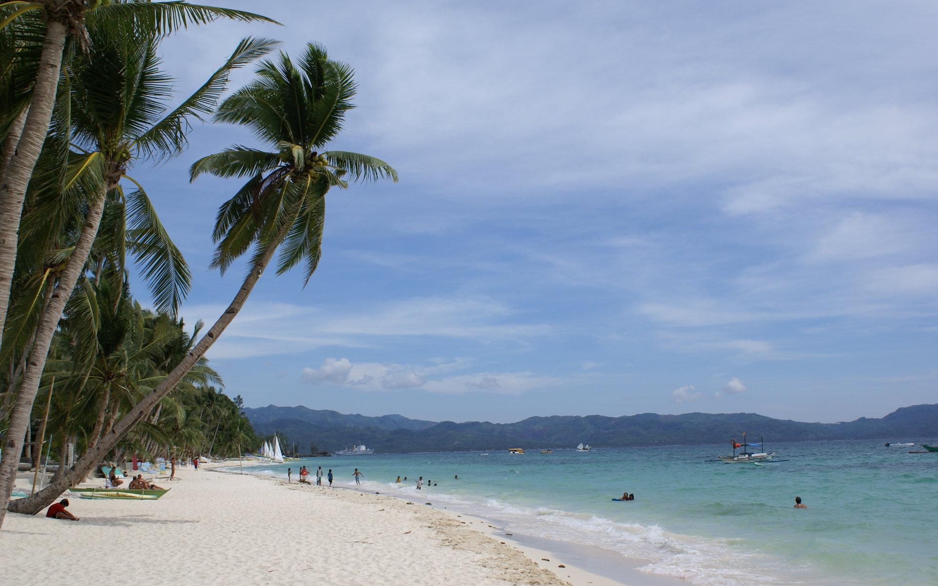 boracay beach hq wide - photo #15