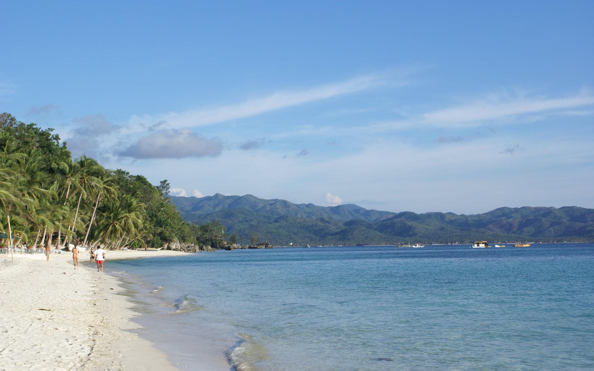 boracay beach hq wide - photo #14