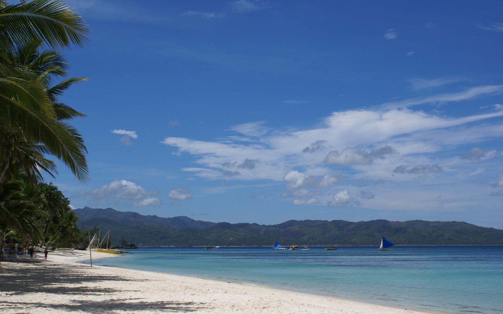 boracay beach hq wide - photo #8