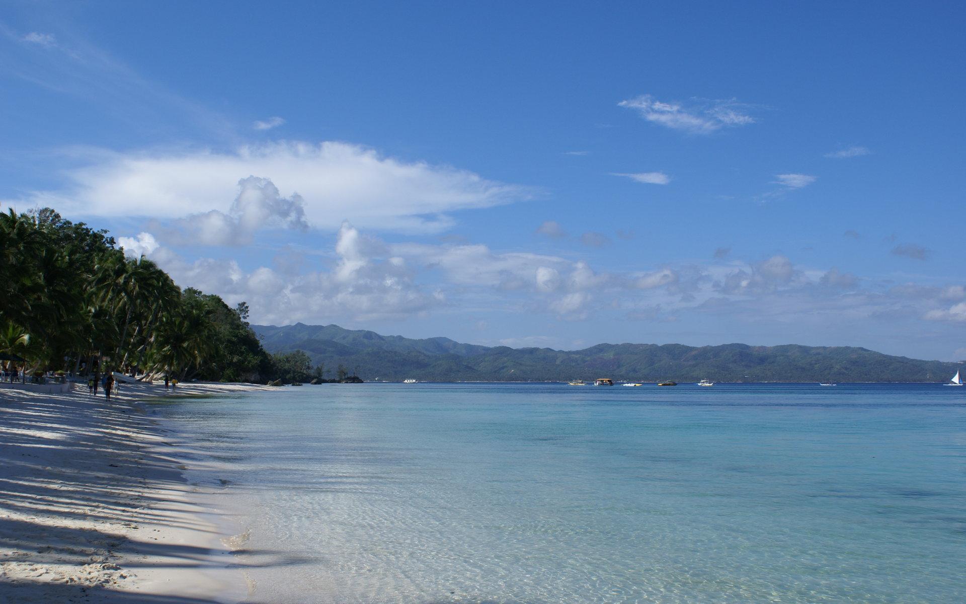boracay beach hq wide - photo #17