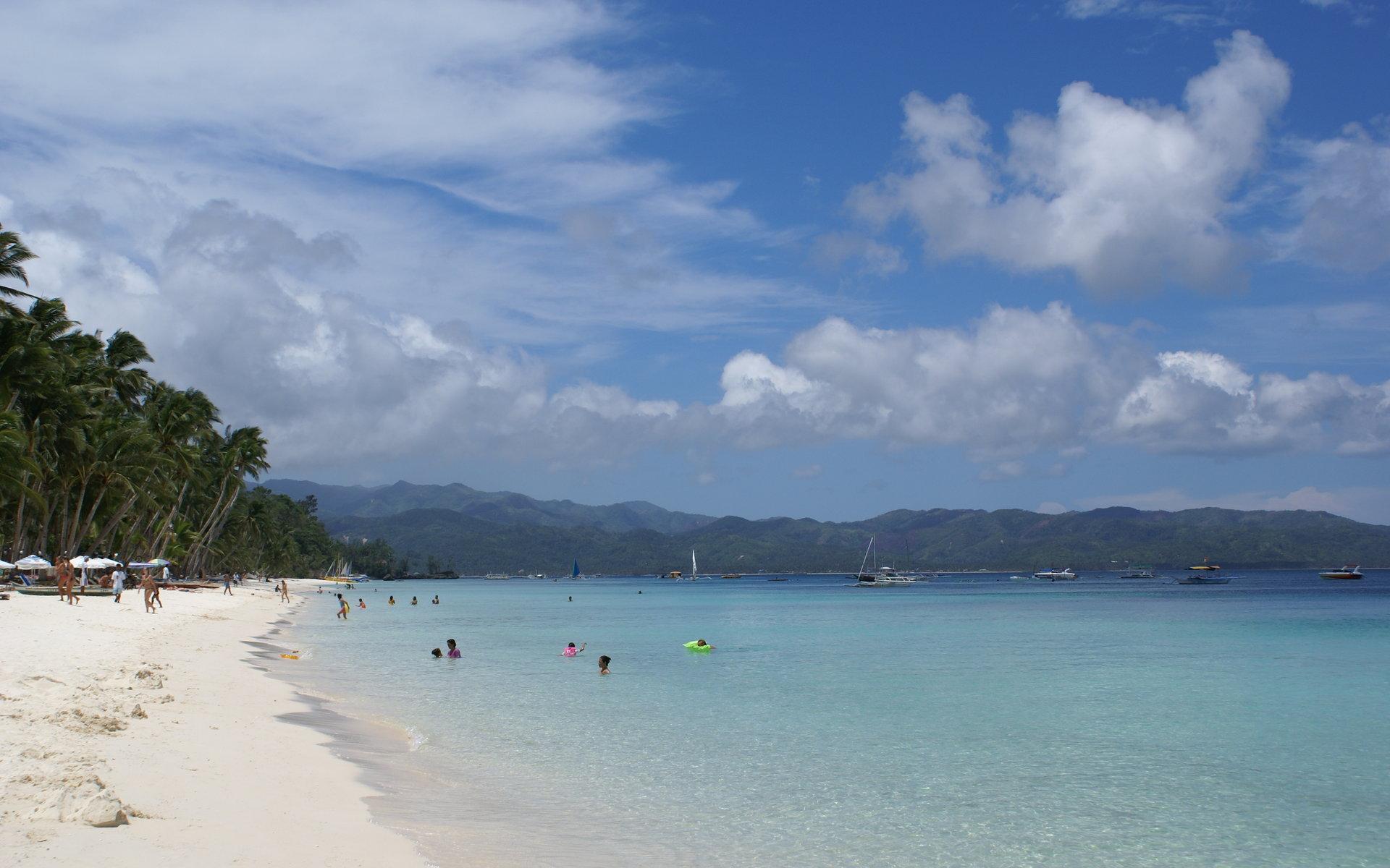 boracay beach hq wide - photo #27