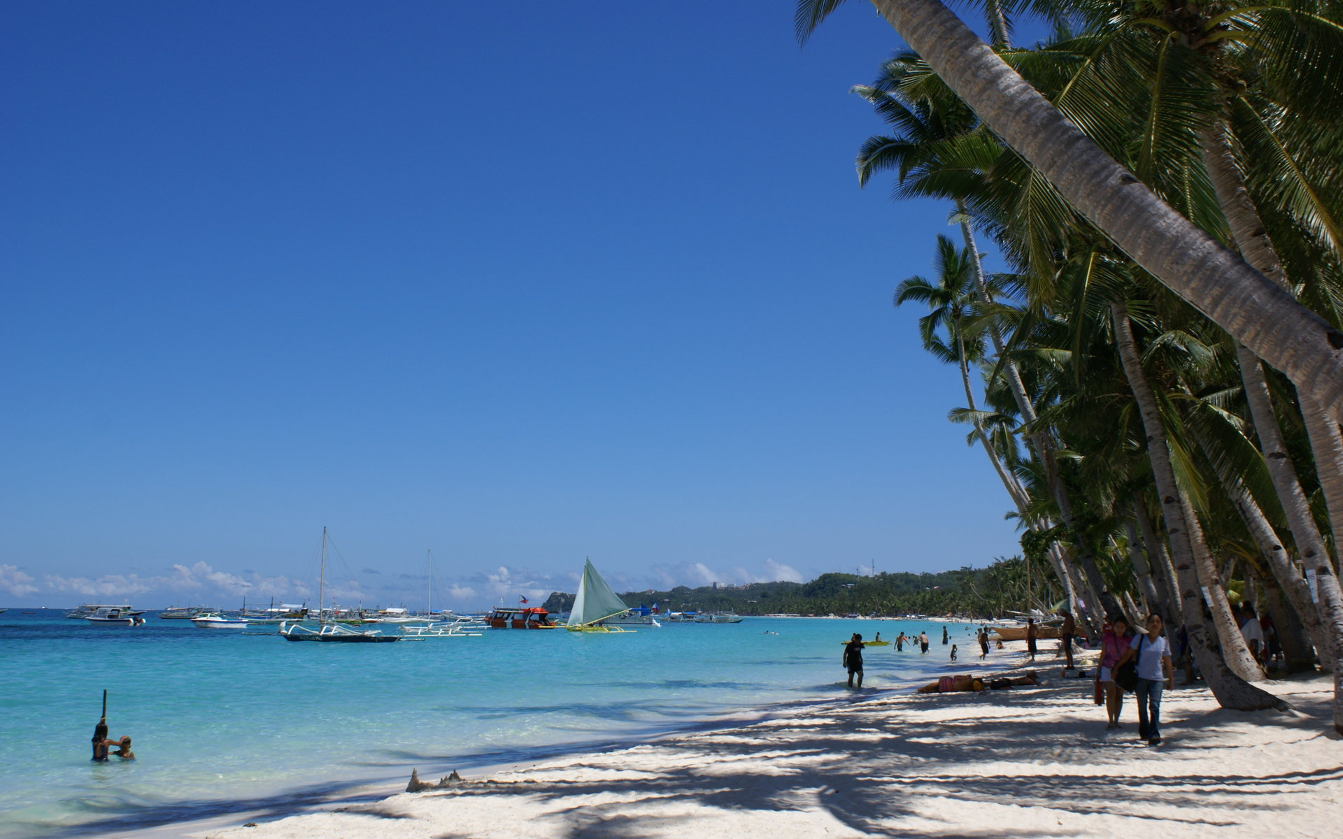 boracay beach hq wide - photo #5