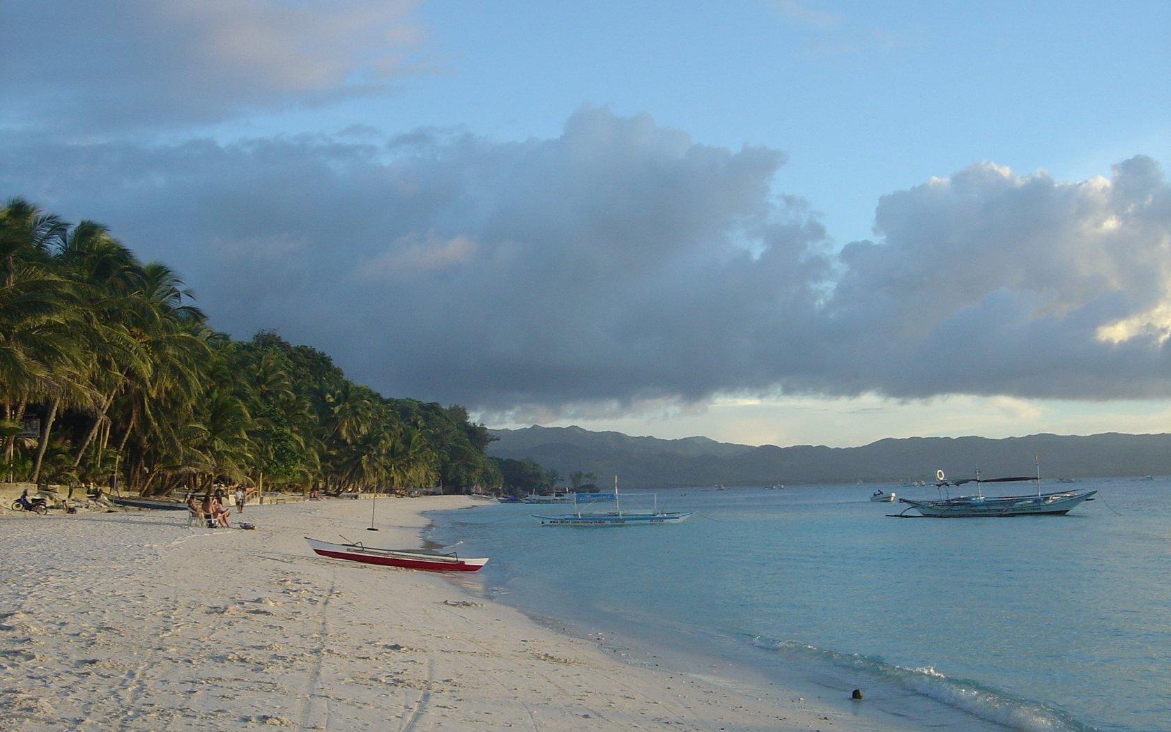 boracay beach hq wide - photo #16