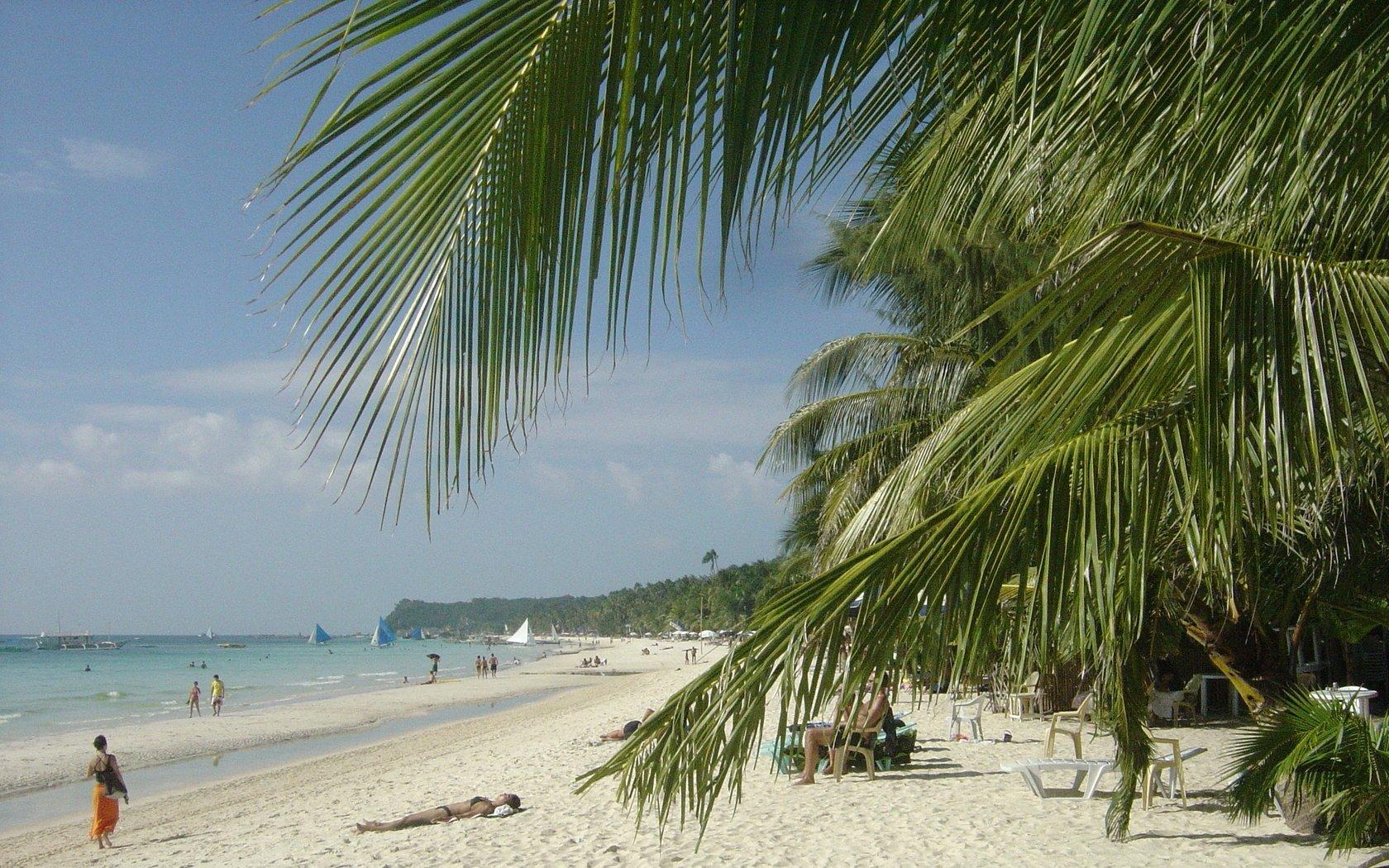 boracay beach hq wide - photo #45