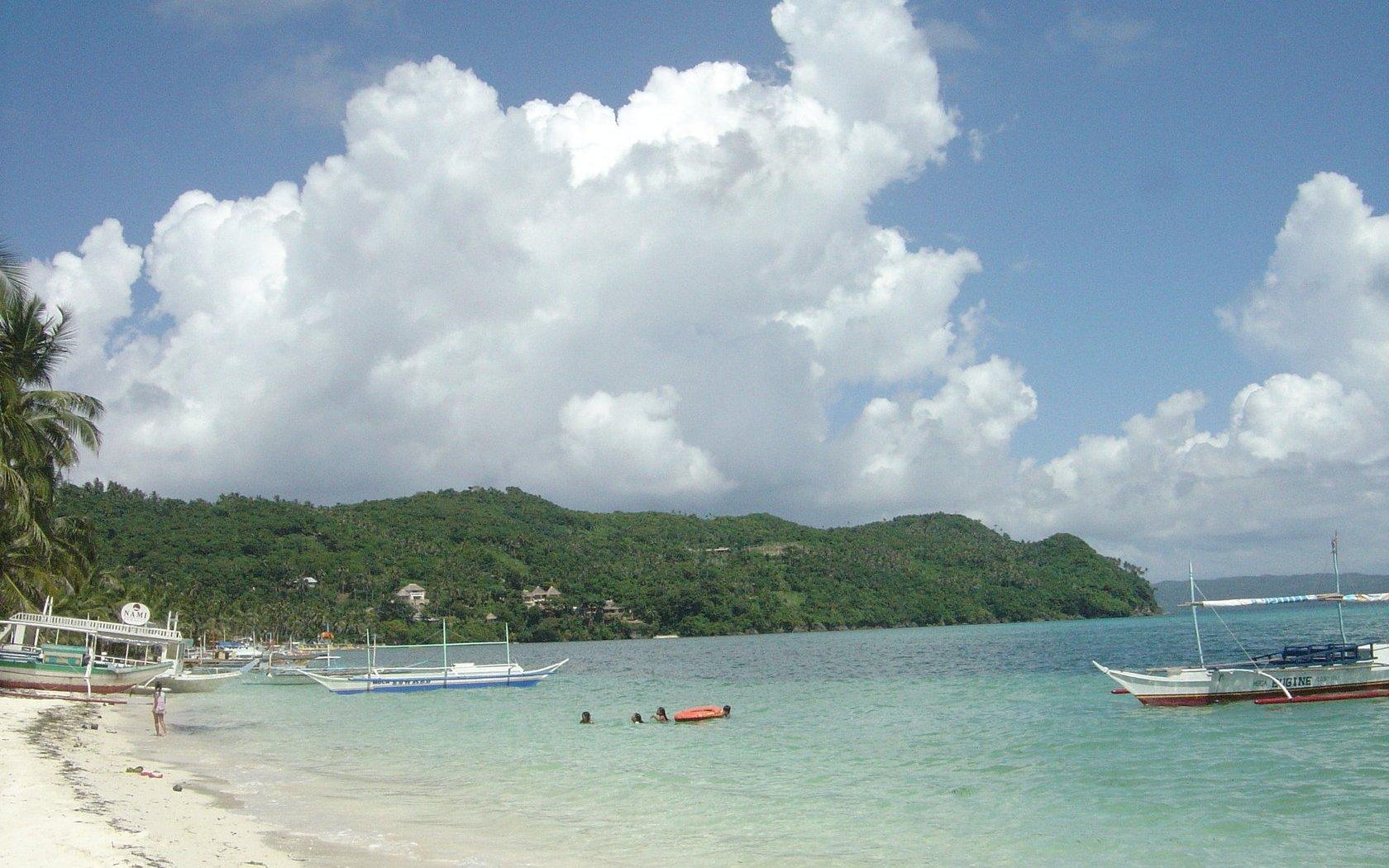 boracay beach hq wide - photo #3