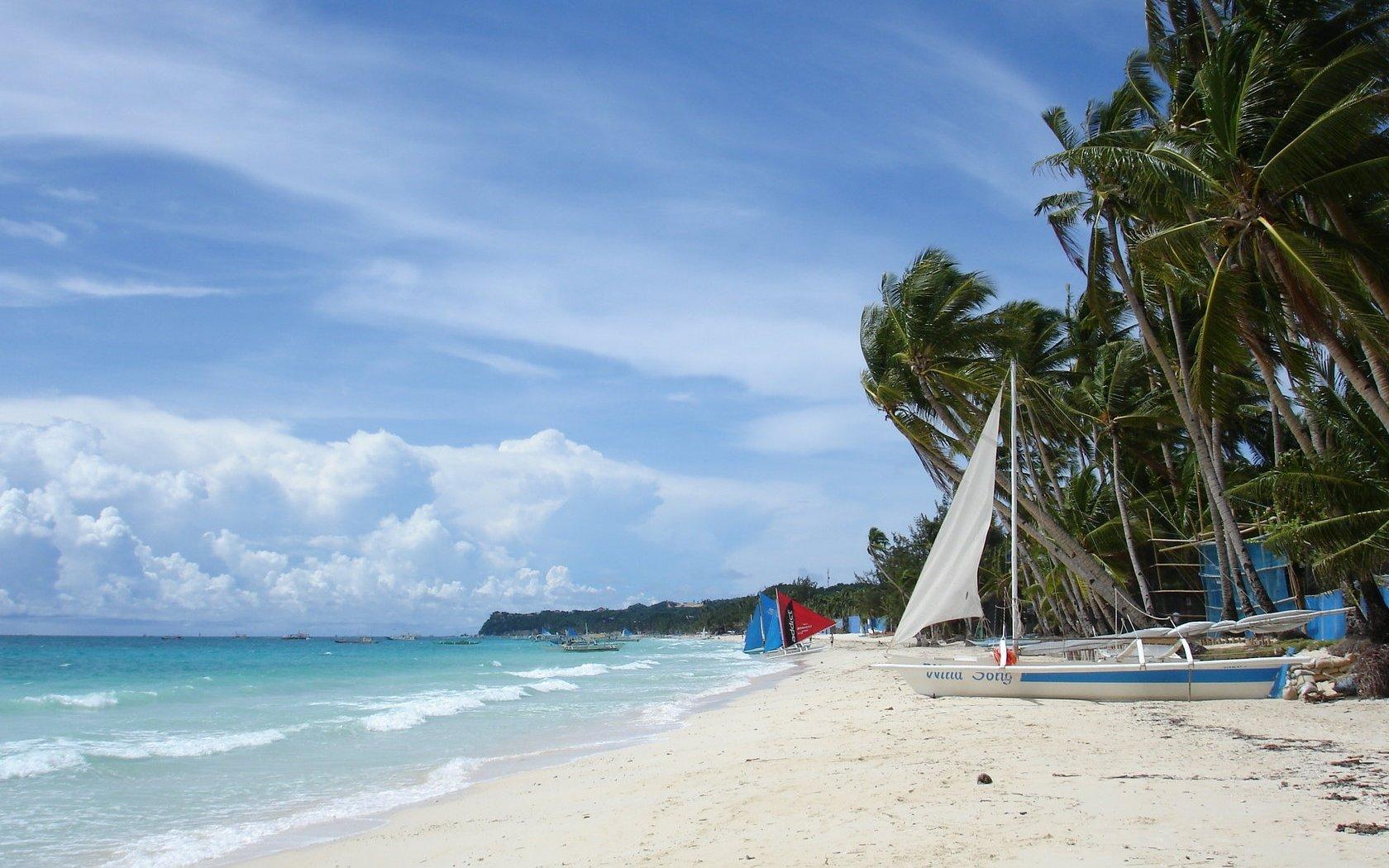 boracay beach hq wide - photo #24