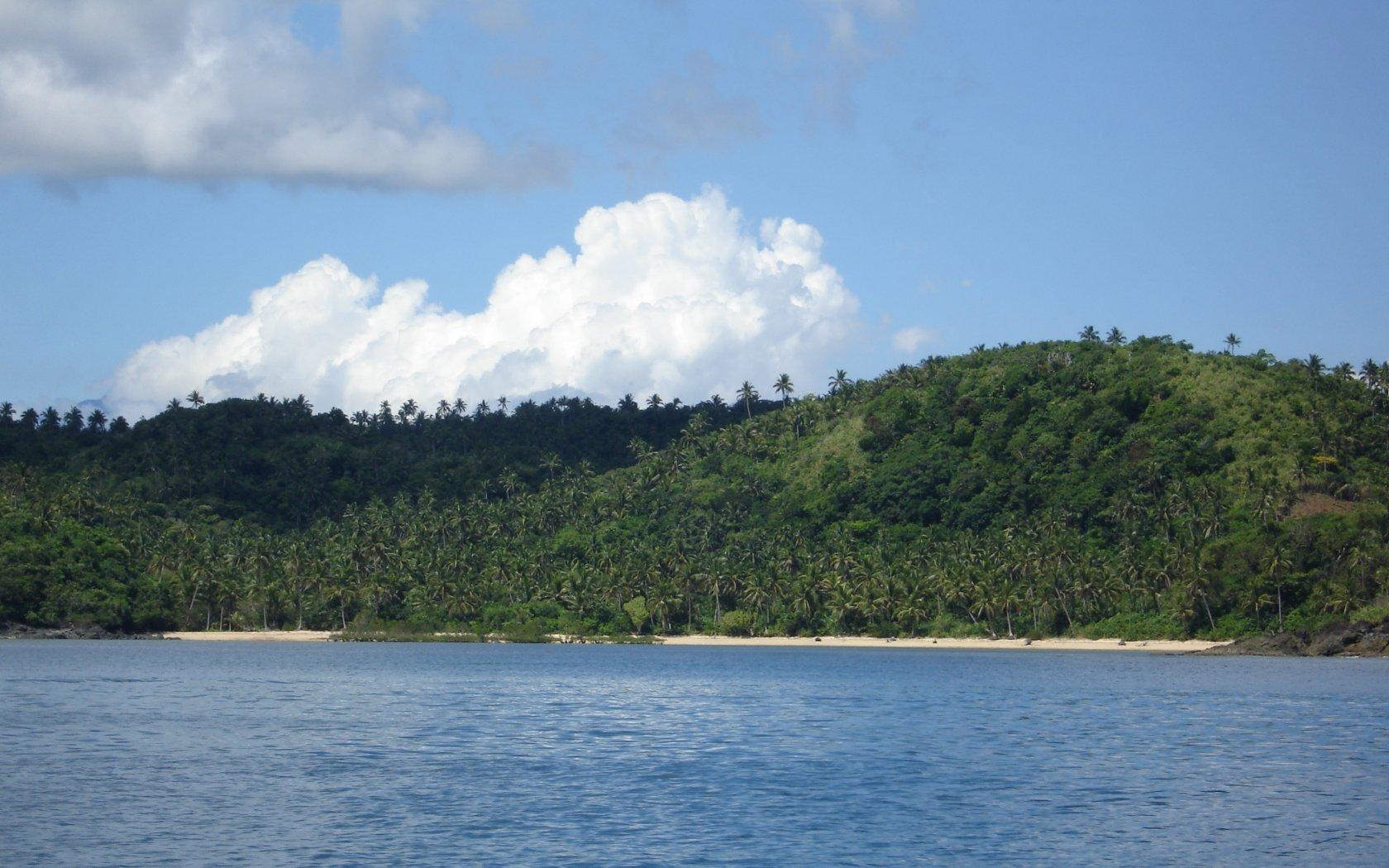 Most Beautiful Widescreen Desktop Wallpaper Collection: Beach Wallpapers: Philippines Most Beautiful Beaches