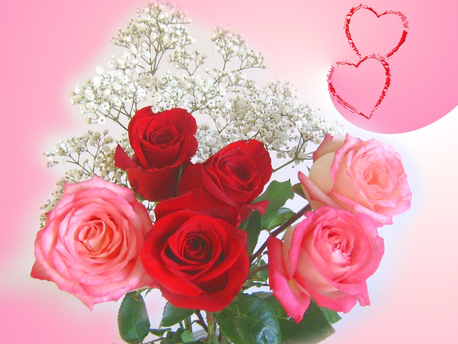 Valentines wallpapers - Valentine s day flower wallpaper ...